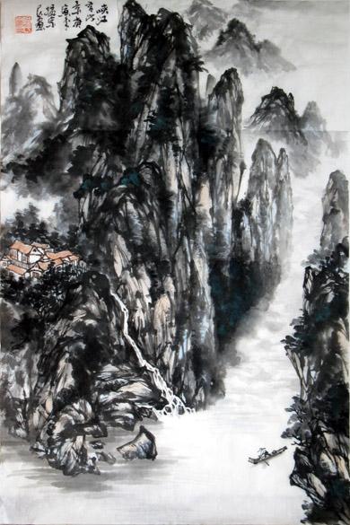 画家,安徽书画家图片